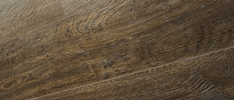 Custom Wooden laminate floor with Natural Color