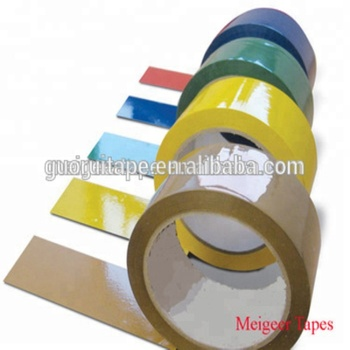 Our Manufacturer Acrylic Adhesive and BOPP Material bopp adhesive tapes