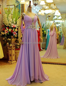 Luxury Chiffon Prom Dresses Mint Green Prom Dress Long Beaded Crystals Backless Sexy Evening Gown