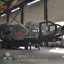 hot sale portable Calcite crushing line price