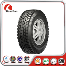 From China Tyre Wholesale 9.00x20 Commercial Super Single Truck Tire