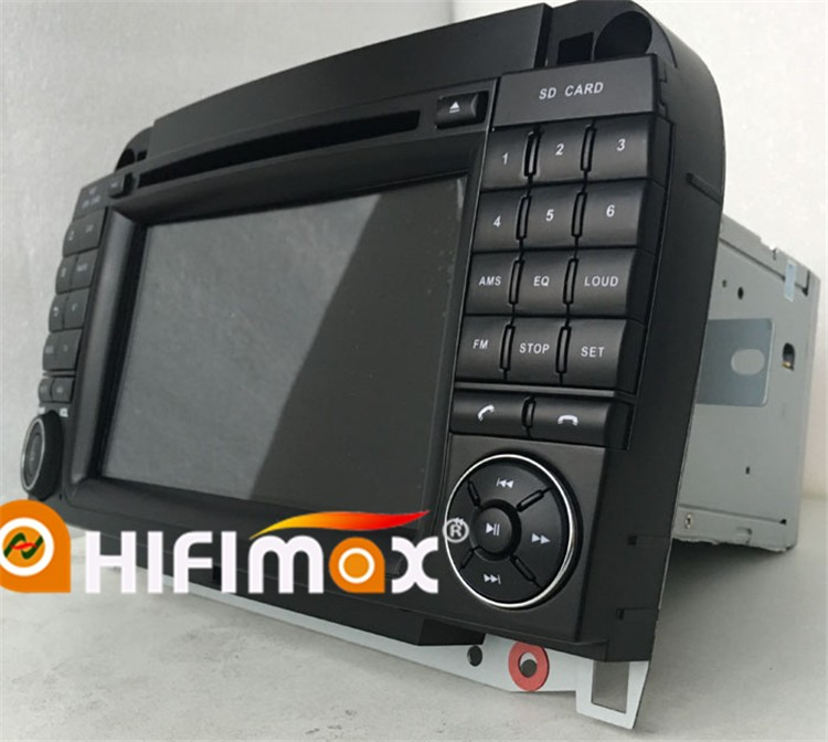 HIFIMAX Android 6.0 car gps for mercedes benz w221 w220 s-class/dvd player for mercedes benz s calss dvd gps navigation system
