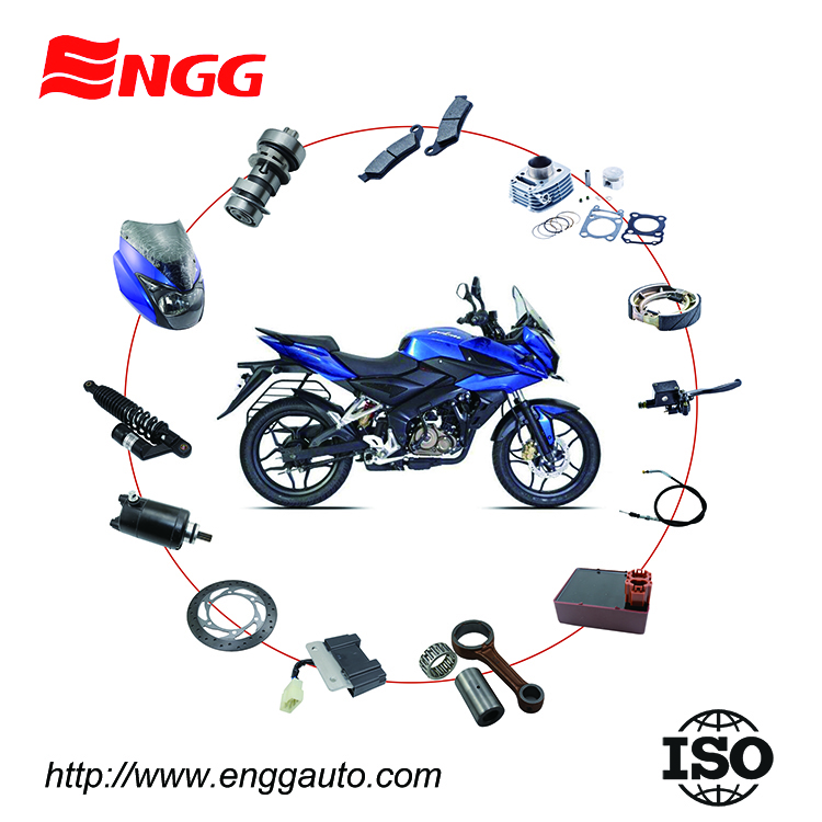 New Style Simple Spare Part For 180Cc Bike Pulsar 180 Ug Motorcycle Rmp Meter