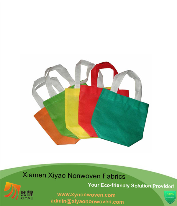 Mini non woven bag easy carrying promotion bag