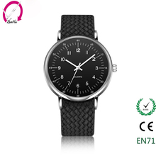 Casual Mens Watches Ladies Stainless steel Nylon band watches