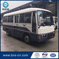 Japan civilian used bus left hand drive 20seater passenger bus on sale
