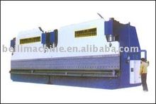 Duplex Synchronizing press brake(WC67k-2-250/6000)