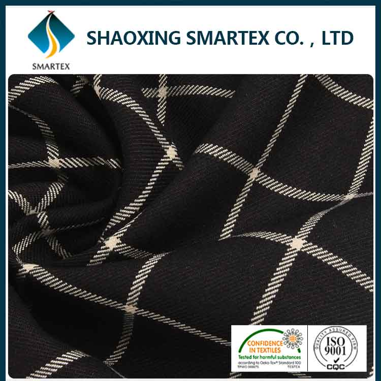 SM-F12080 Fabric Textile High grade TR types of jacket fabric material