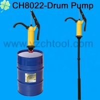2015 CE Four Leaf Plastic Lever barrel pump