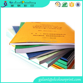 Professional Magazine Books Printing China supplier Catalogue Custom Brochore