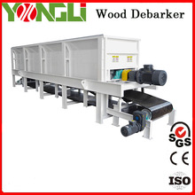 2017 Latest hot sale wood debarker machine for peeling log
