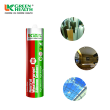 Eco-Friendly Mould Resistant Neutral Duct Silicone Sealant