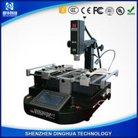 DING HUA DH-B1 solder and desolder, bga chips repair, motherboards,reballing Usage and Other Type bga rework