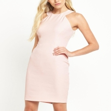 Utterly Feminine Woman Halter Neck Sexy Bodycon Dress