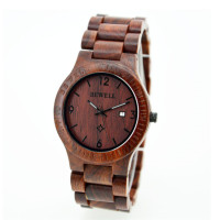 Switzerland Made Vogues Custom Wooden Watch For Man