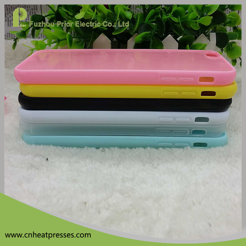 Colorful China Manufacturer Sublimation Heat Press Smart Phone Case