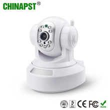 China manufacturer High definition H.264 CMOS 720P P2P Wireless ip mini ptz wifi camera PST-IPC186