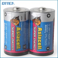 Outeng d size new life power battery
