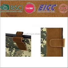 camouflage case for IPAD AIR /IPAD 2 3 4 /Ipad mini with magnetic closure