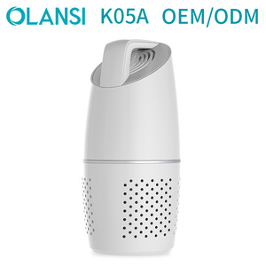 2018 Olansi car ionizer air purifier for free from allergen