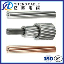Aerial bare conductor power cable from YITENG company