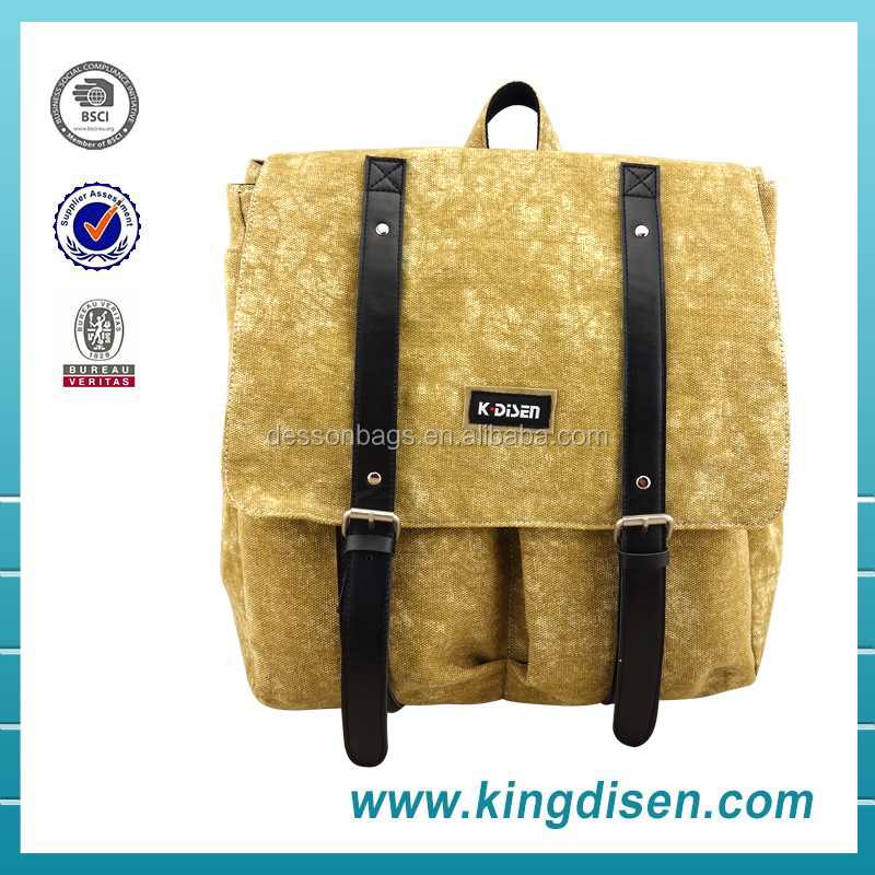 2013 Canvas bag Men Messenger Bag