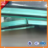 5.5.2 and 5.5.4 laminated glass panel