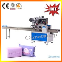 Automatic Hotel Soap Wrapping Machine