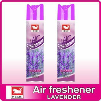 aerosol spray air freshener