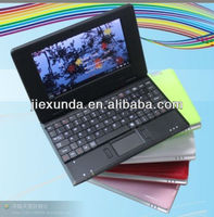 7inch via8850 web camera, external 3G wm8850 mid mini laptop