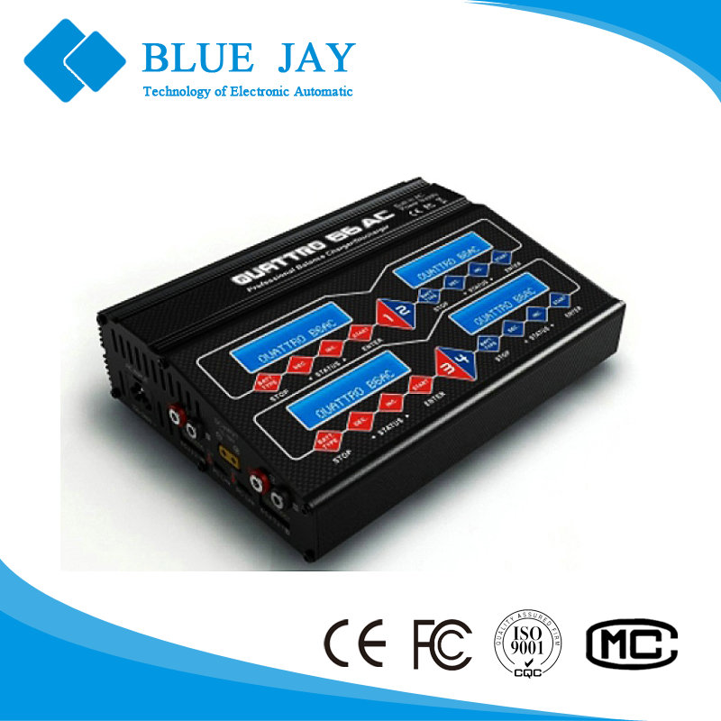4B6AC battery charger, 12 cells balance charger, AC Input 100V TO 120V charger