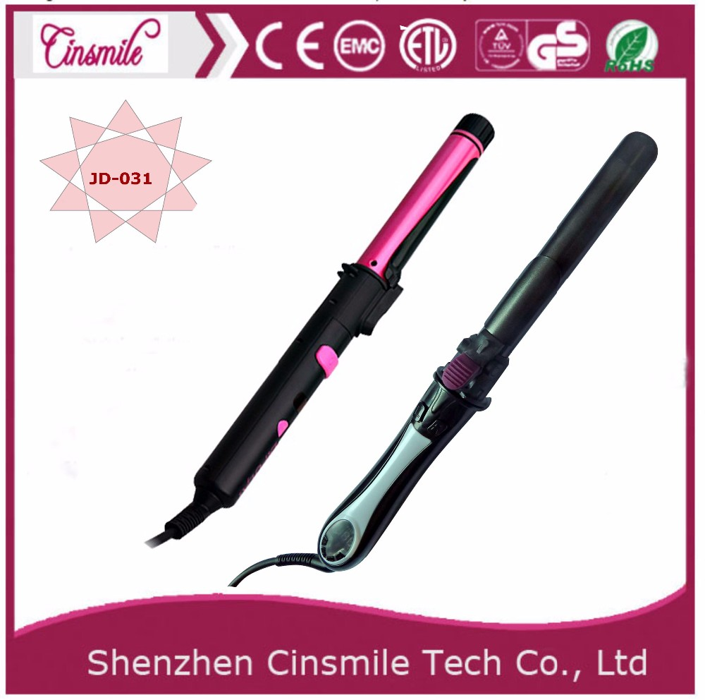 Automatic hair curler iron for wave hair make