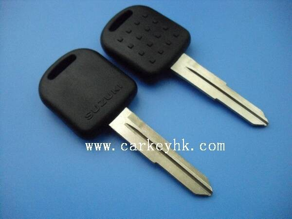 SHOCK PRICE &Aftermarket Suzuki transponder key with left blade 4D65 chip for chave do carro suzuki