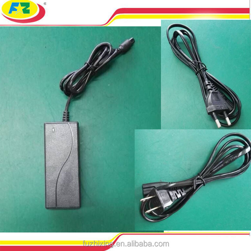 Power adapters for Smart balance car Adapters Charger 42V 2A 100V-240V 2 wheels Electric Self Balancing Scooter Parts In Stock