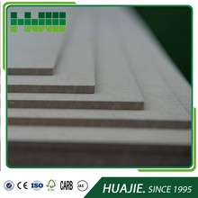 Low price 5mm plain middle density fibreboard MDF board manufacturer