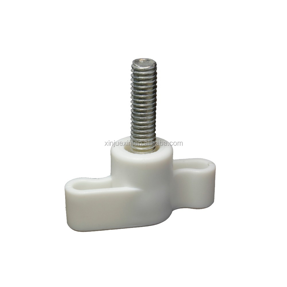 China Factory Suppler Screws Plastic Hand Knob