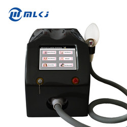 High quality tattoo removal nd yag laser rod equipment
