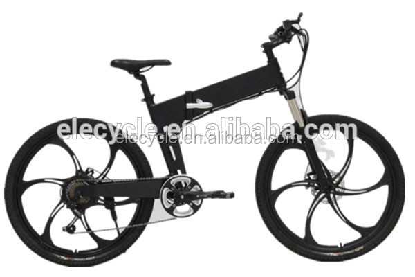 26 inch rear 7-speed alloy electric e-bike two wheels electric ebike 11ah electric cycle