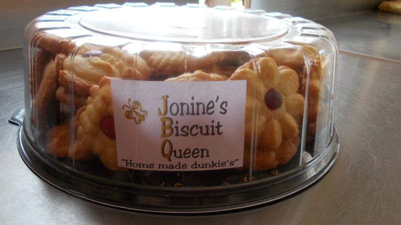 Jonines biscuit queen