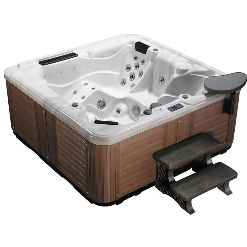 large size new design swim spa tub factory OEM service A family sex massage tub with sex video