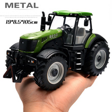 High quality 1:30 mini car toy die cast model car tractor