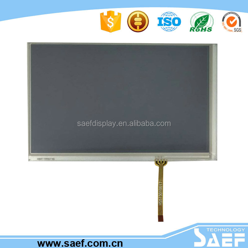 7 inch industrial tft display 800* (RGB )*480 ,RGB interface TFT module 40pins with touch panel for medical instrument