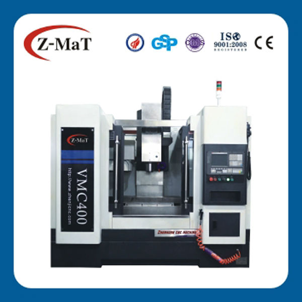 VMC400 -3 axis high speed high quality used mini cnc milling machine