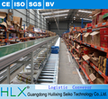 Doule Layer Belt Conveyor Line 90 Degree Curved Belt Conveyor Line