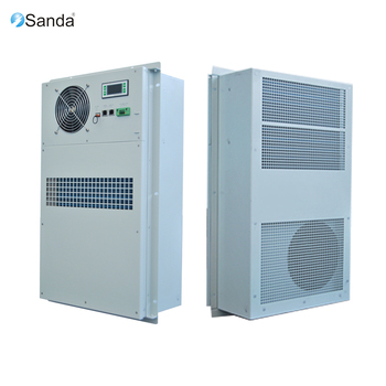 IP55 industrial cabinet air conditioner for outdoor telecom electric battery shelter