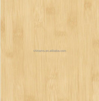 Best Price wood grain waterproof pvc vinyl flooring with UV coating