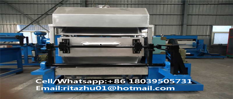 Long service life automatic forming machine egg box making machine 0086 18039505731