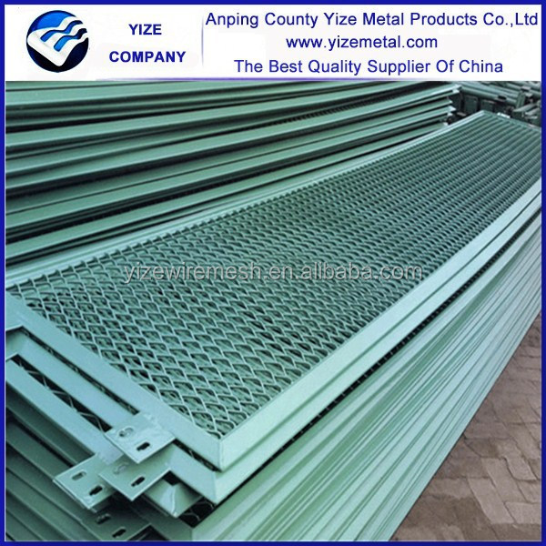China hot sale Aluminum expanded metal mesh for shipyard/expanded metal mesh steel plate nettings (factory sales)