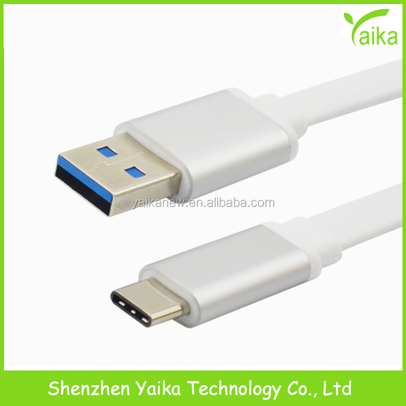 Yaika hot sale type c cable USB 3.0 flexible flat cable