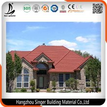 High Quality Blue Steel Tile Roofing roof for poultry house